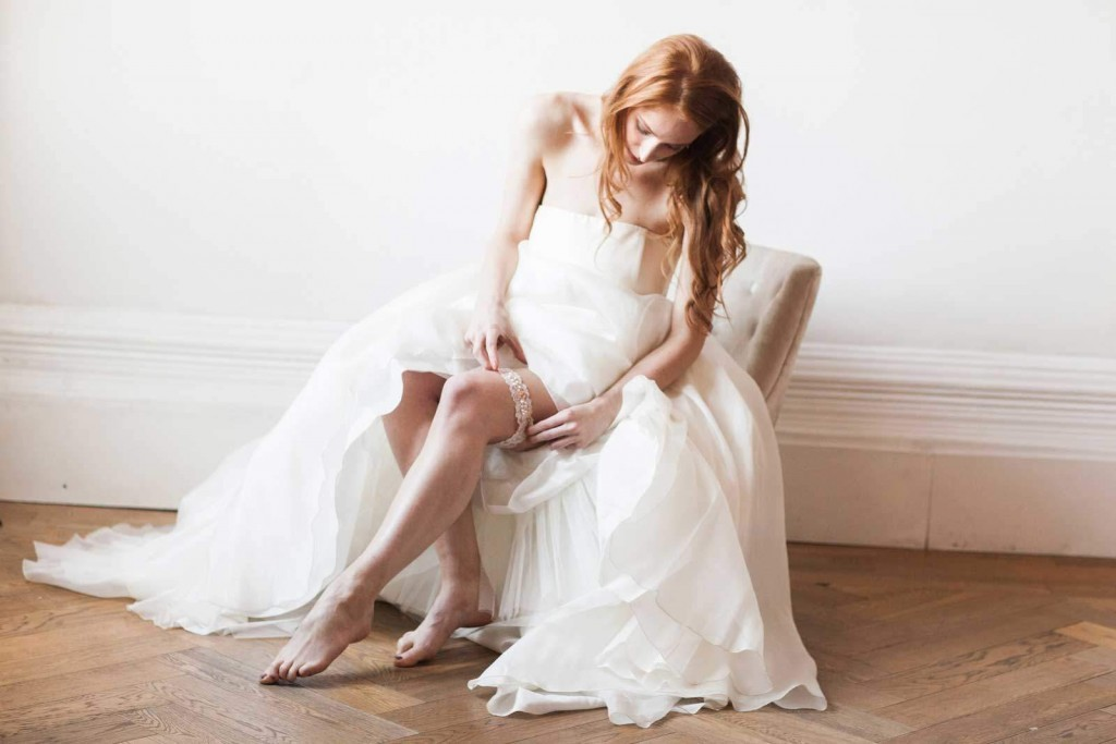 Wedding Garter London